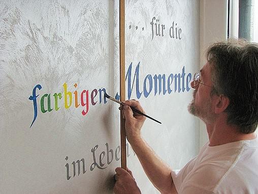 Malereifachbetrieb Schierhold + Kott: Für die farbigen Momente im Leben!